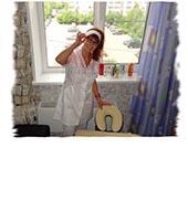 Лиза, массажистка 45 лет