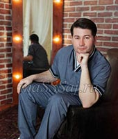 Виктор, массажист 37 лет