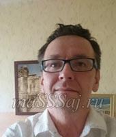Роман, массажист 42 года