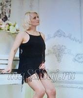 Вика, массажистка 34 года