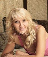 Алина, массажистка 40 лет