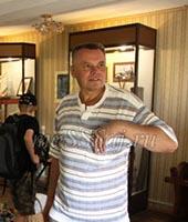 Игорь, массажист 67 лет