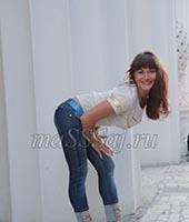 Марго, массажистка 32 года
