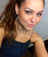 Ника, массажистка 27 лет