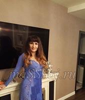Аленушка, массажистка 37 лет