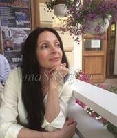 Светлана, массажистка 37 лет