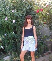 Ольга, массажистка 35 лет