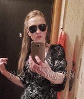 Вика, массажистка 31 год