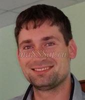 Александр, массажист 37 лет
