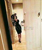 Оксана, массажистка 28 лет