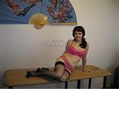 Настя, массажистка 40 лет