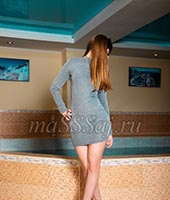 Наташа, массажистка 25 лет