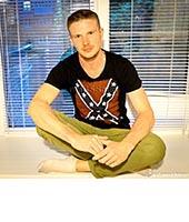 Илья, массажист 35 лет