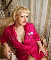 Виктория, массажистка 37 лет