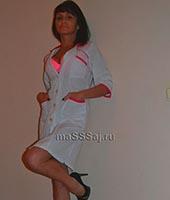 Ирина, массажистка 41 год