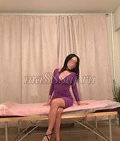 Инга, массажистка 26 лет