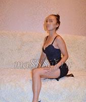 Арина, массажистка 27 лет