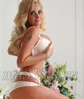 Викки, массажистка 28 лет