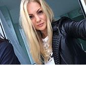 Евгения, массажистка 26 лет