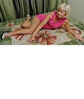 Люся, массажистка 42 года