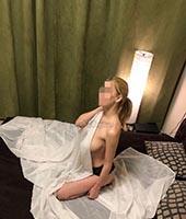 Алиса, массажистка 23 года