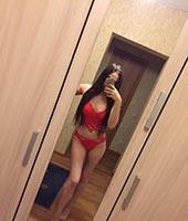 Жанна, массажистка 23 года