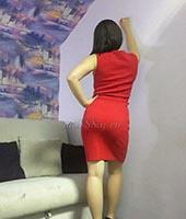 Аня, массажистка 26 лет