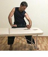 Сергей Немо, массажист 47 лет