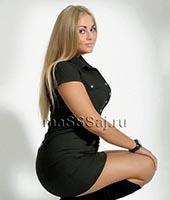 Настя, массажистка 41 год