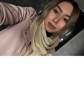 Кристина, массажистка 27 лет