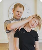 Сергей Васильевич, массажист 44 года