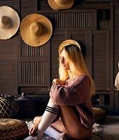 Олеся, массажистка 24 года