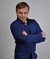Вадим, массажист 41 год