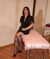Дина, массажистка 35 лет