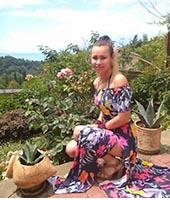 Фея, массажистка 32 года