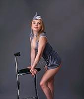Лана, массажистка 28 лет