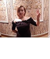 Алена, массажистка 25 лет