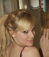 Александра, массажистка 27 лет