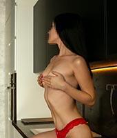 Виктория, массажистка 24 года