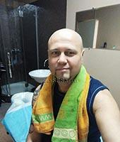 Игорь, массажист 47 лет