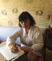 ольга, массажистка 50 лет