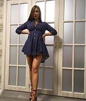 Жанна, массажистка 33 года