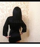 Камилла, массажистка 23 года