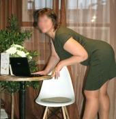 Соня, массажистка 39 лет