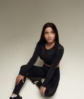 Мила, массажистка 23 года