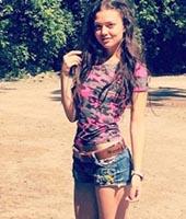 Настя, массажистка 24 года