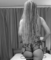 Стелла, массажистка 32 года