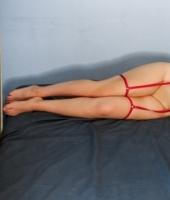 Женя, массажистка 22 года