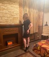 Ксения, массажистка 25 лет