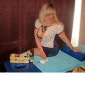 АЛЯ, массажистка 44 года